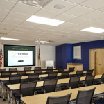 Winston Salem Chamber of Commerce board room