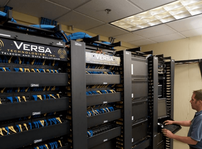 Structured Cabling Systems Versa Technologies Inc