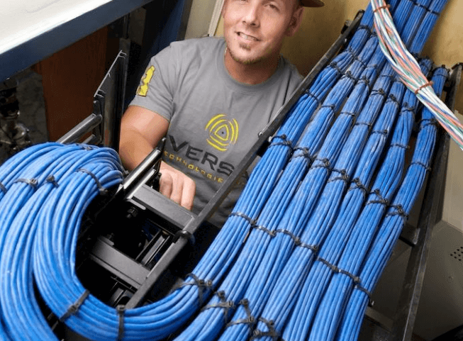 Network Security Systems - Structured Cabling Winston Salem